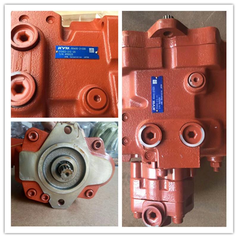 EX40 EX40-2 EX30-2 EX55 EX50 EX60 main pump KYB / KAYABA PSVD2-17E PSVD2-21E PSVD2-27E piston pump hydraulic
