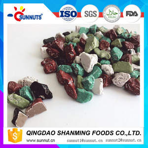 China manufacture stone chocolate high quality