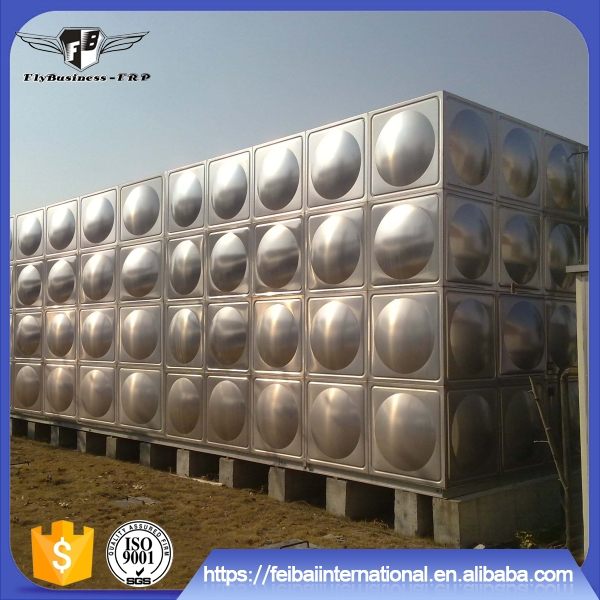 Hot sale customizable long life stainless steel water storage tank malaysia