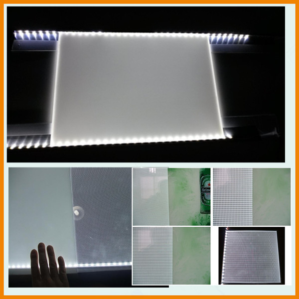 Light Guide Acrylic Sheet/led Acrylic Sheets / Edge Lit Acrylic Sheet For  Light Box - Buy Edge Lit Acrylic Sheet,Led Acrylic Sheets,Light Guide