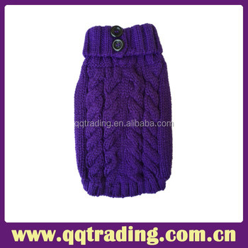 Hand Knitting Sweater For Petsoft Wearsmall To Large Professional