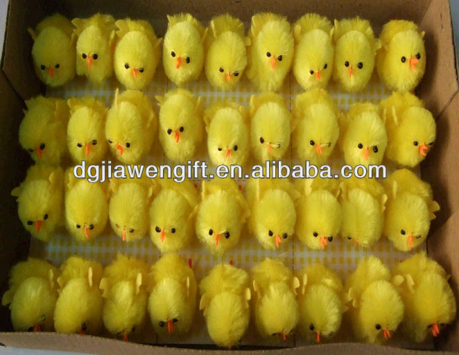 Display Package Easter Chicken