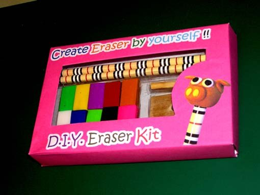 Diy eraser clay kit buy educational toys product on alibaba solutioingenieria Image collections