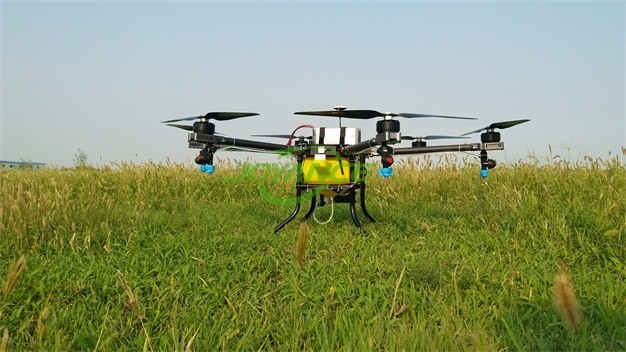 High Quality Agricultural Uav Drones With Four High Pressure Spraying  Nozzles And 12000mah Li-po Battery - Buy Agricultural Drone,Agricultural