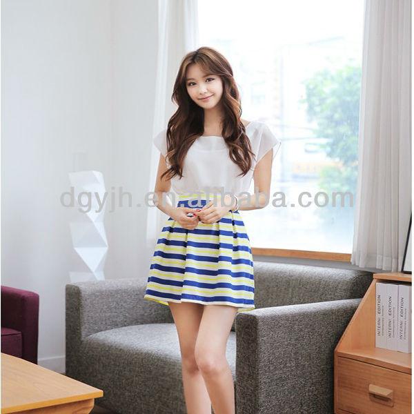 b59407d10 faldas de moda con blusas