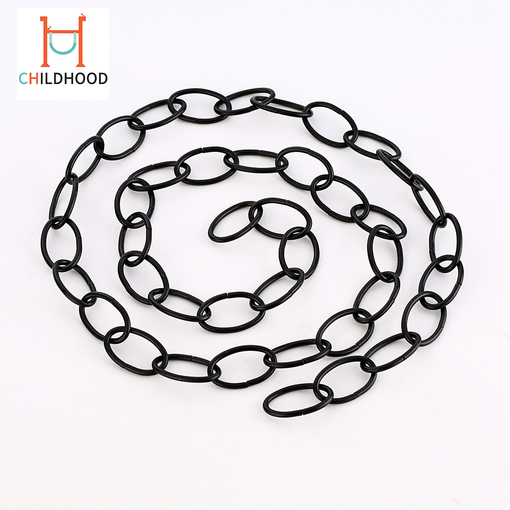 stall stable tough supplies heavy rubber chains coated
