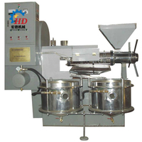Made in China family use cooking fish oil refining machinery for sale