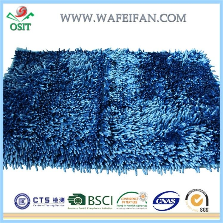 50*80cm natural silk carpet