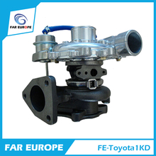 CT16 Turbocharger for Toyota 1KD Engine,OEM NO.:17201-0L030