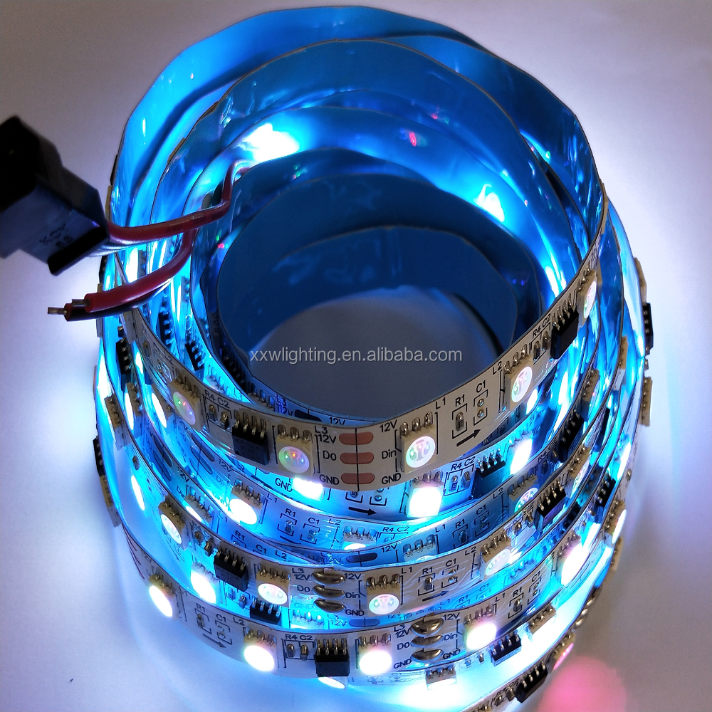 factory supplier best price  ws2812 ws2815 12v led strip light  outdoors decoration