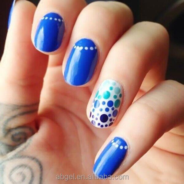 Venta al por mayor esmalte uñas colores metalicos-Compre online los ...