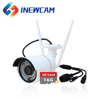4MP Long Range Outdoor P2P 5ghz IP Wireless Camera With SD Card 16gb