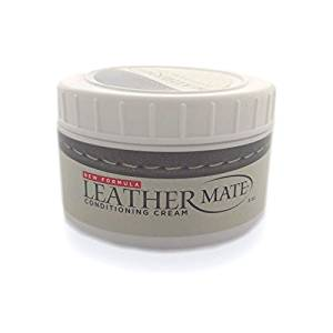 Leathermate-Cleaner and Conditioner-Cleans and Moisturizes, Protects All Leather. Tack, Shoes, Boots, Motorcyle and Auto Interiors Will Come Clean and Shine Like New. Equestrian Leather Conditioner