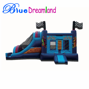 Famous intellectual combo bounce houses inflatable fun city