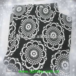 high quality of 100% cotton chintz fabric for garment