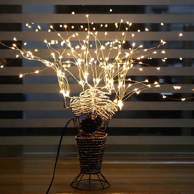 finest selection 24606 38f4a Wholesale Bangkok Curtain Wedding Gift Box Decoration Led Outdoor Christmas  Fairy Lights Ball - Buy Decorative Indoor Outdoor String Lights,Battery ...