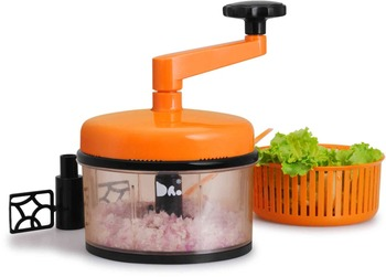 S/S+ABS+PS+PA KITCHEN KING PRO MANUAL FOOD PROCESSOR