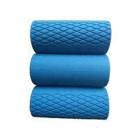 Silicone bar grips dumbbell pad for gym workout