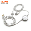 for Sony Playstation PSP Headset with Remote Control Earphones Headphones