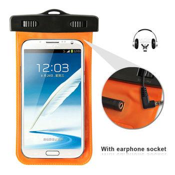 "Bingo Waterproof Arm Pouch For Samsung Phone Case 5.5"""