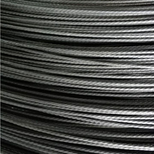 Hard Drawn Spiral Ribbed PC Prestressed construction Steel Wire Coil