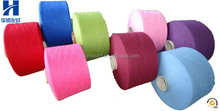 Recycled cotton polyester yarn
