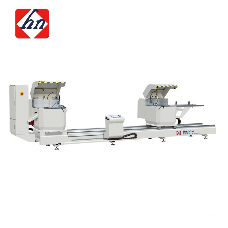 Cnc Double Head Precision Cutting Saw With Ce Certification For