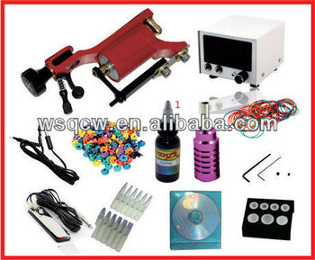 The Cheap Professional Rotary Tattoo Kit For Start - Buy Free ...