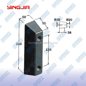 Refrigerated trucks accessories, Best rubber damper block