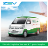 Zhongzhi Vehicle 4m Electric Mini Van, Logistics Van