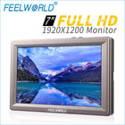 FEELWORLD IPS Full HD 1920x1200 1080 p HDMI SDI 7 pouce lcd moniteur
