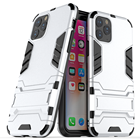 For iPhone 11 Pro TPU PC Case Crystal Kickstand Droproof Hard Case for Apple For iPhone 11 Pro Cover