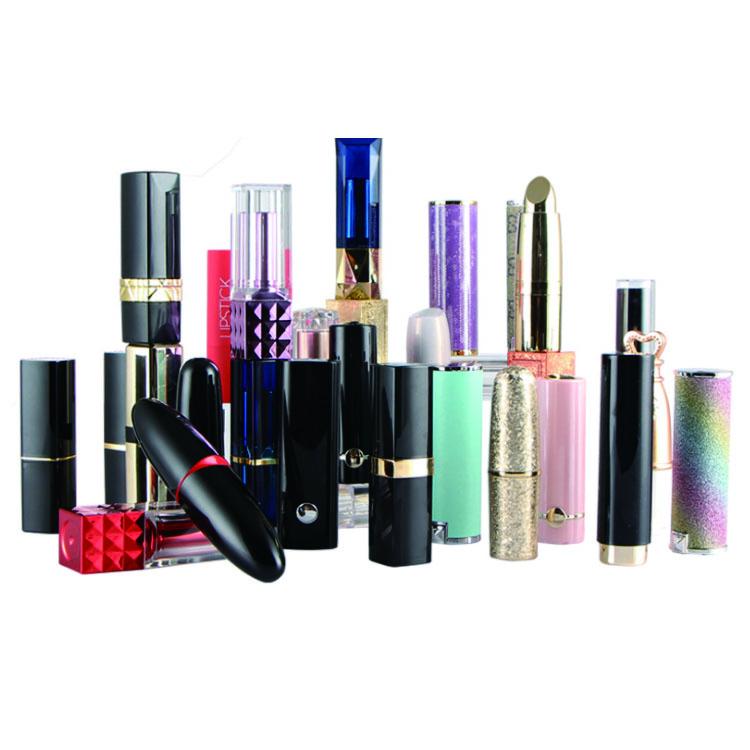 Lipgloss-Großhandelsverpackungsrunder flüssiger Lipglossschlauch für kosmetischen Verpackungsbehälter
