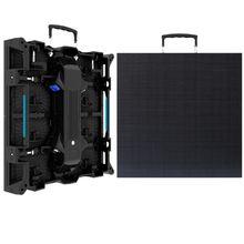 P6.25 SMD magnetic installation light weight high quality hd indoor public festival events led rental screen