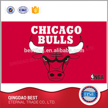 Chicago Bulls NBA Flag with 3x5ft polyester flag banner