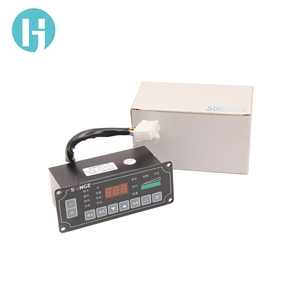 Bus Ac / Cooling System Parts Higer Bus Ac Kinglong Yutong Air Conditioner Control Panel 5000360