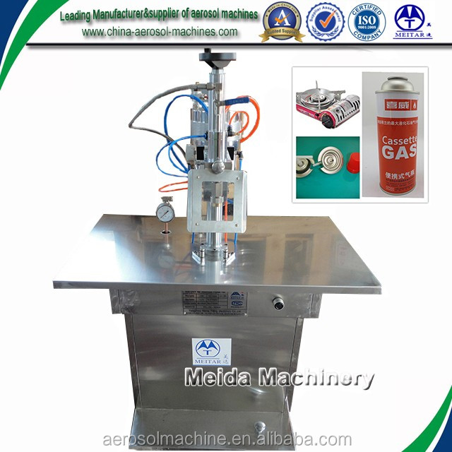 lighter gas filling machine
