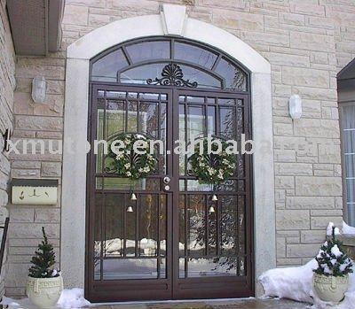 Porta di ferro con vetro porta id prodotto:423065781 italian ...