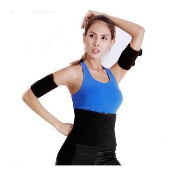 d029bad976 adjustable form fit training fitness waist trimmer belt for men women