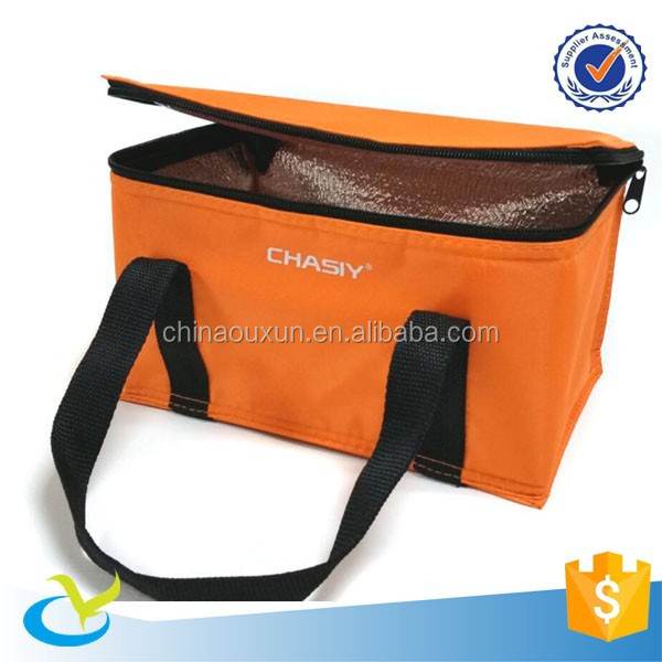 Wholesale custom cheap thermal frozen lunch cooler bag