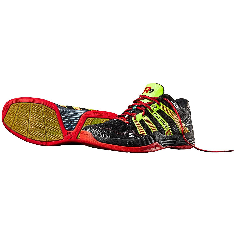 Salming Race R9 Mid 3.0 Mens Court Shoes, US Shoe Size- 12 US / 11 UK