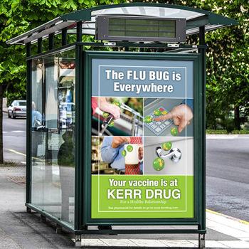 Outdoor Furniture Digital Signage Advertising Display For Bus Stop Shelter Buy Digital Signage Outdoor Advertising Lcd Display Bus Advertising
