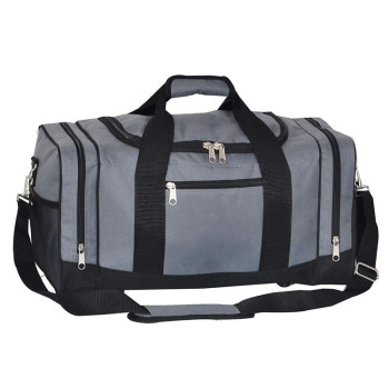 Traveling Waterproof Men Gym Luggage Tote Sporty Tourist Gear Duffel Custom Logo Sports Duffle Travel Bag
