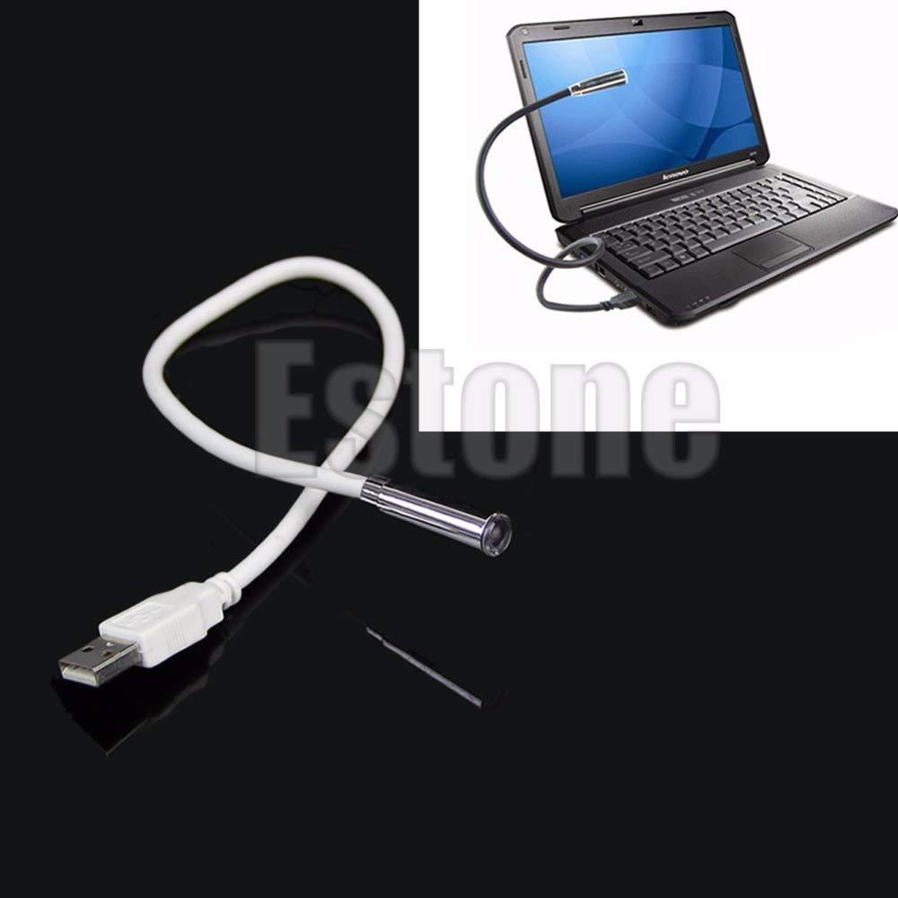 AZSNOW Portable Pocket USB Gadget Mini Flexible LED Lamp Light Torch for PC Notebook Laptop Computer Keyboard Power Bank