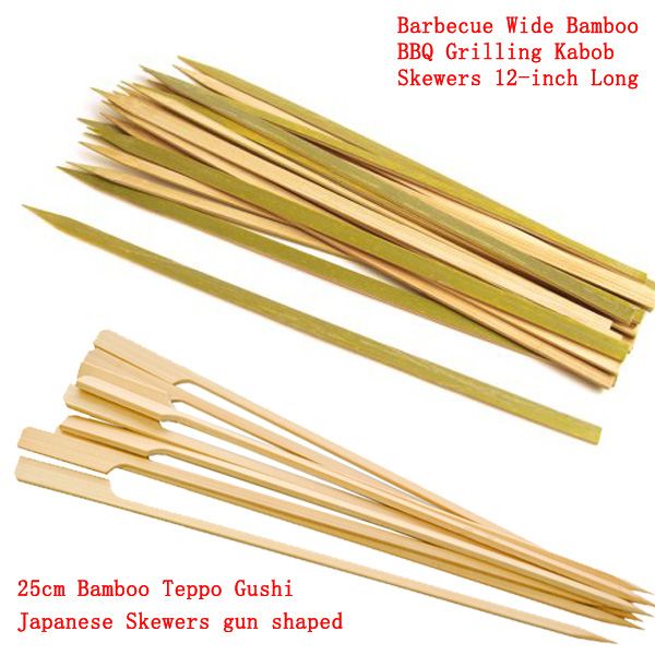 Flat Bamboo Sticks For Crafts Crafting