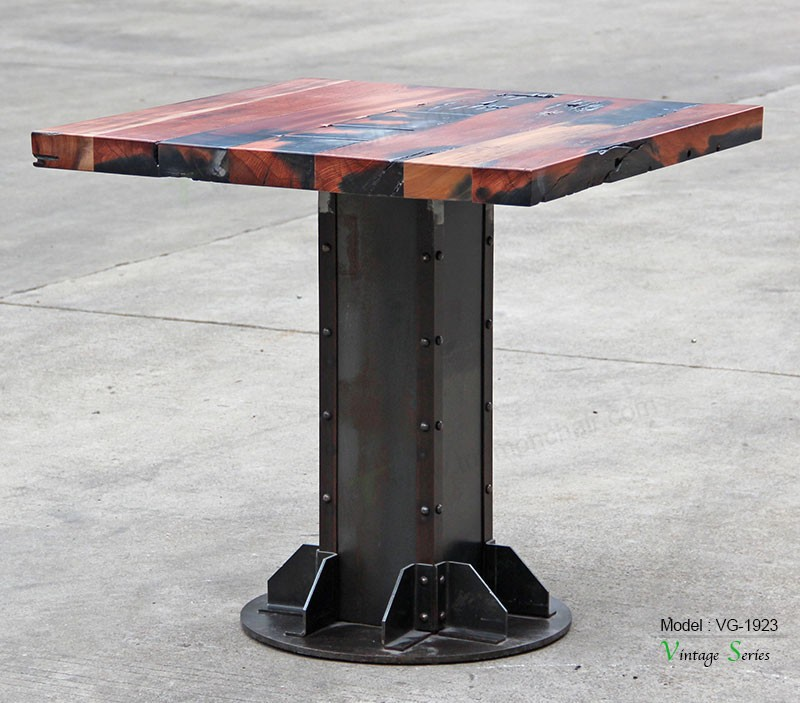 Triumph Vintage Industrial Drafting Table / Industrial Wood Metal Dining  Table / Solid Wood Dining Table   Buy Vintage Industrial Drafting Table, Industrial ...