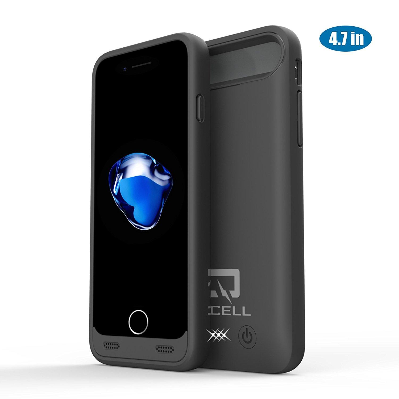 release date b50ab 131a0 Buy iPhone 7 Battery Case, ZeroLemon 4000mAh Slim Juicer Portable ...