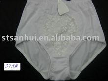 Adult woman in pantie