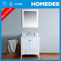 homedee waterproof under bathroom sink cabinet vanity