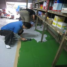 SELF LEVELING EPOXY FLOORING EPOXY FLOOR 3D BASKETBALL COURT FLOOR COATING